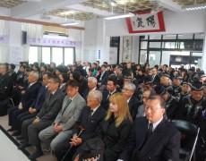 台湾伝道庁創立八十周年記念祭